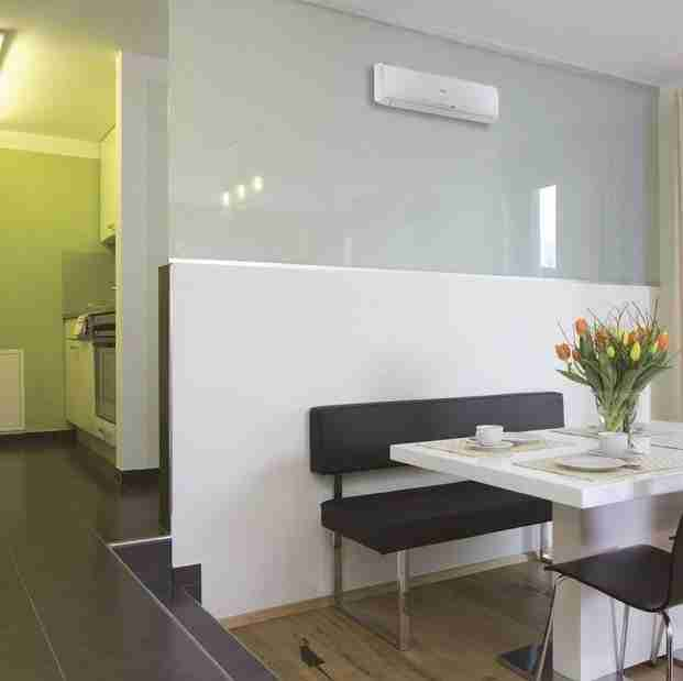 Air Con with No External Unit
